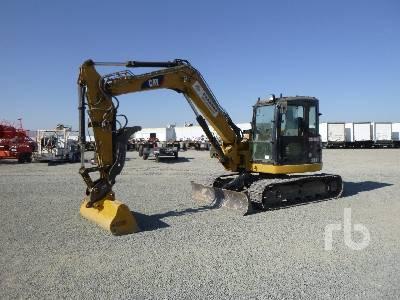 2008 CATERPILLAR 308D CR Midi Excavator (5 - 9.9 Tons)