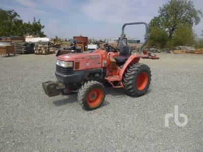 KUBOTA L2800D Utility Tractor