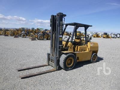 HYSTER H100XL 6600 Lb Forklift