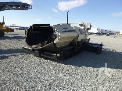 INGERSOLL-RAND 750P Asphalt Paver