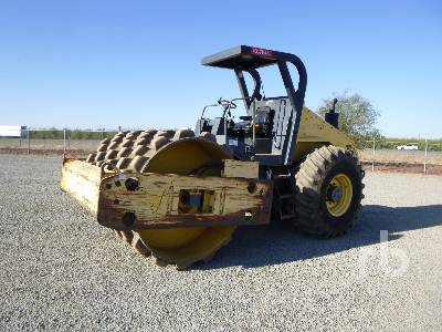 2006 BOMAG BW211PD-3 Vibratory Padfoot Compactor