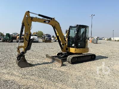 2014 CATERPILLAR 305.5E CR Mini Excavator (1 - 4.9 Tons)