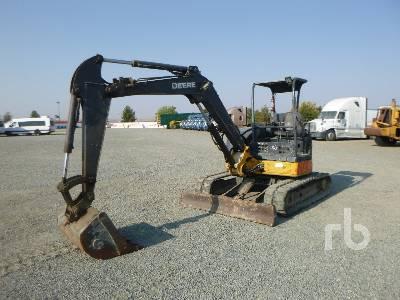 2006 JOHN DEERE 50D Mini Excavator (1 - 4.9 Tons)