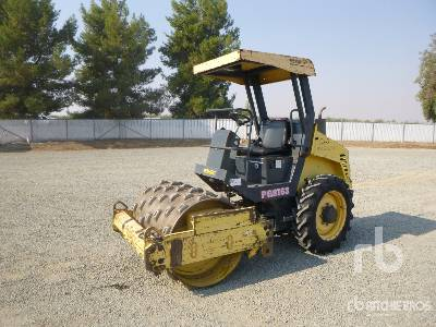 2007 Bomag BW124PDH-3 Vibratory Single Drum Compactor