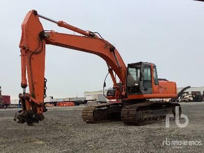 Hitachi ZX270LC Track Excavator