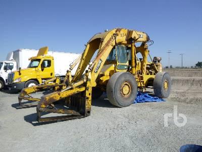 PETTIBONE 254 20000 Lb 4x4 Rough Terrain Forklift