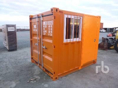 Unused 2020 TMG SC08 8 Ft Container