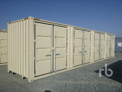SUIHE 40 Ft One Way High Cube Container