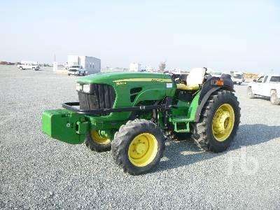 2014 JOHN DEERE 5101EN MFWD Tractor