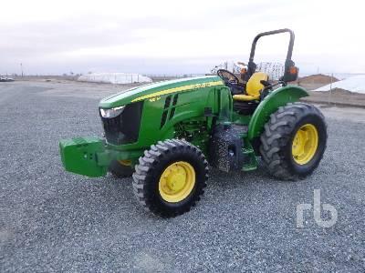 2012 JOHN DEERE 5115M MFWD Tractor