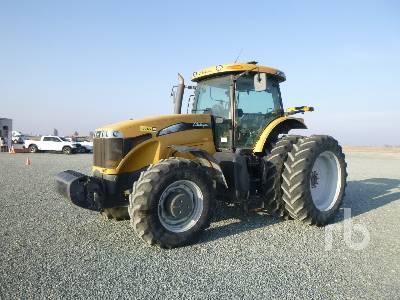 2009 CHALLENGER MT645C MFWD Tractor