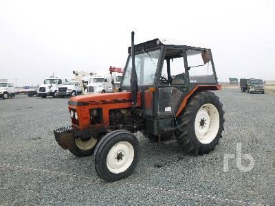 ZETOR 7711 2WD Tractor