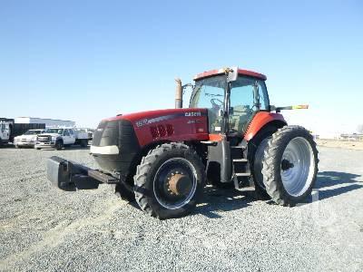 2011 CASE IH 335 Magnum MFWD Tractor