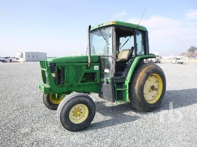 1994 JOHN DEERE 6400 2WD Tractor