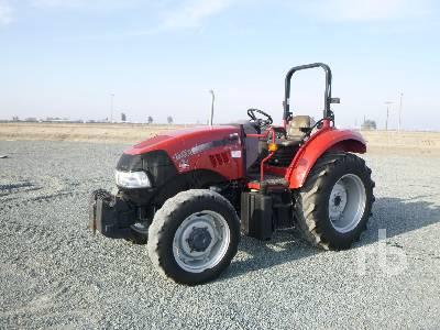 2015 CASE IH FARMALL 105C MFWD Tractor