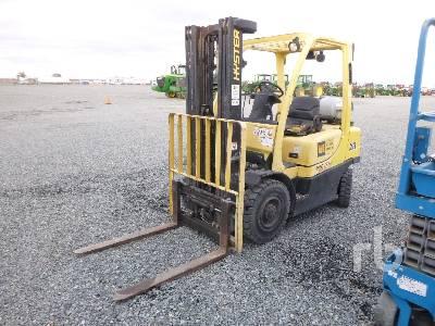 2006 HYSTER H50FT 5000 Lb Forklift