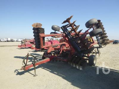 CASE IH 596 22 Ft Tandem Wheel Disc