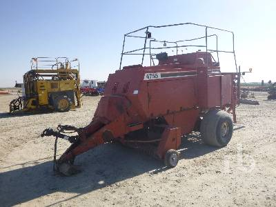 HESSTON 4755 Big Square Baler
