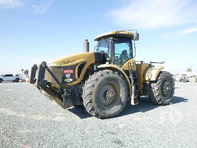 2007 CHALLENGER MT955B 4WD Tractor