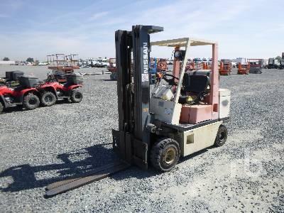 1994 NISSAN KAPH02A25PV 4800 Lb Forklift