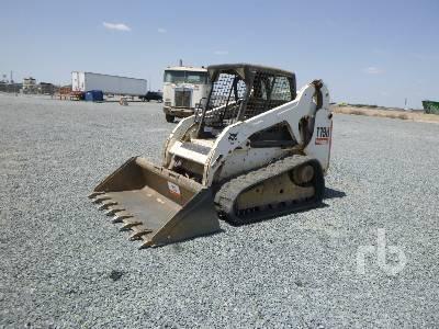 2012 BOBCAT T190 Compact Track Loader
