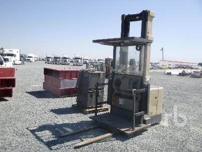 1997 CROWN 5R502030 3000 Lb Stand Up Electric Forklift