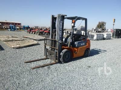 HELI H2000-25 1000 Lb Forklift