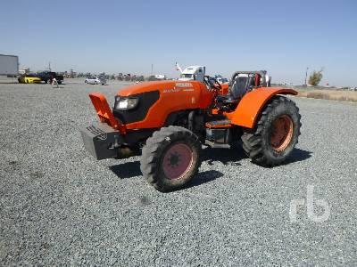 2010 KUBOTA M9540 MFWD Tractor