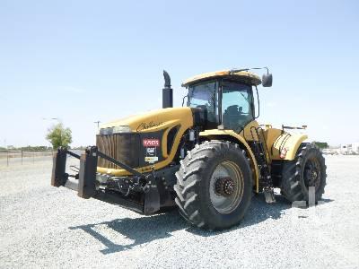2007 CHALLENGER MT955 4WD Tractor