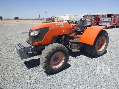2009 KUBOTA M9540 MFWD Tractor