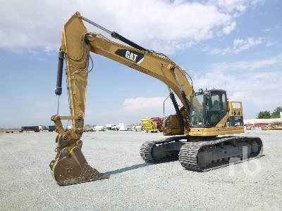2008 CATERPILLAR 328D LCR Hydraulic Excavator