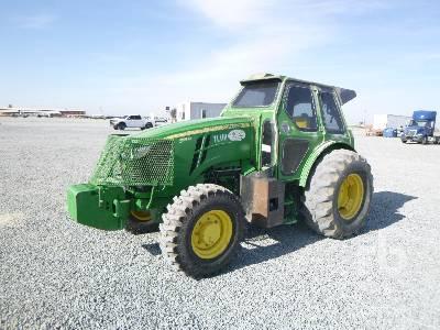 2017 JOHN DEERE 5115M MFWD Tractor