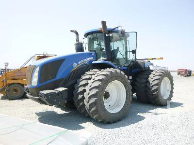 2013 NEW HOLLAND T9.450 4WD Tractor Parts/Stationary Construction-Other