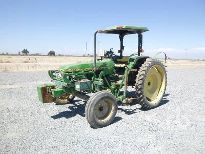 1996 JOHN DEERE 5500 2WD Tractor