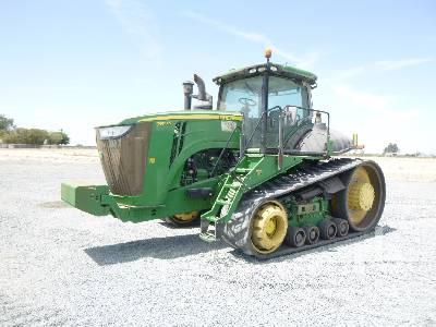 2013 JOHN DEERE 9510RT Track Tractor