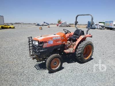 2008 KUBOTA L2800 2WD Utility Tractor