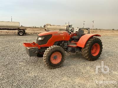 2011 Kubota M9540 4WD Tractor