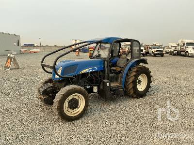 2012 New Holland T4060F 4WD Tractor