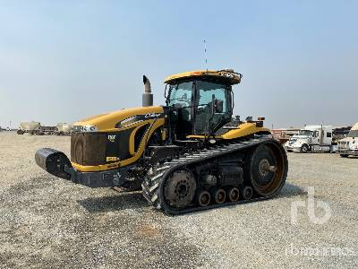 2013 Challenger MT835C Track Tractor