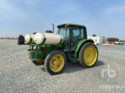2008 John Deere 6430 4WD Tractor