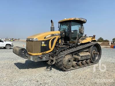 2014 Challenger MT855C Track Tractor (Inoperable)