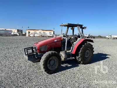 2002 Massey Ferguson 4355 4WD Tractor