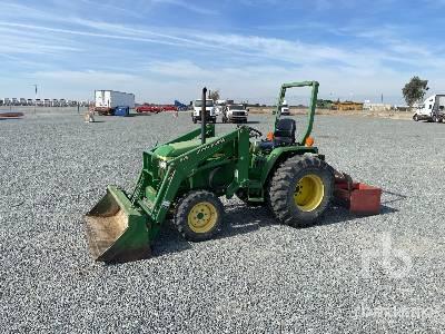 2003 John Deere 790 Utility Tractor