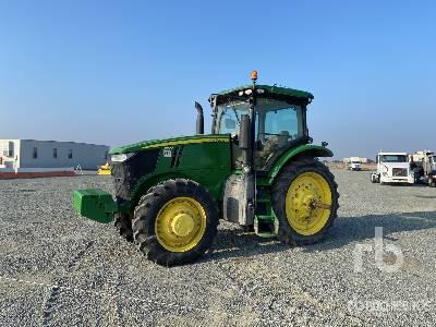 2015 John Deere 7210R 4WD Tractor