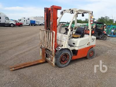 2005 HYSTER H50FT Forklift