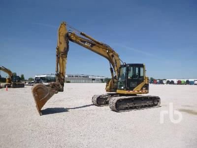 2004 CATERPILLAR 314CLCR Hydraulic Excavator