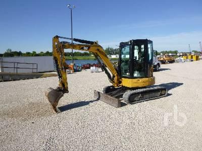 CATERPILLAR 304E2CR Mini Excavator (1 - 4.9 Tons)