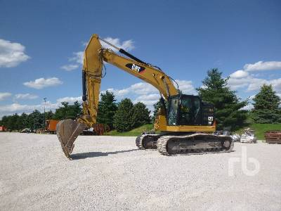 2015 CATERPILLAR 335F LCR Hydraulic Excavator