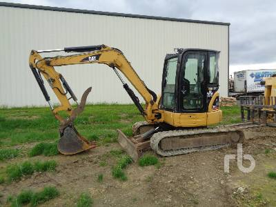 2006 CATERPILLAR 305C CR Midi Excavator (5 - 9.9 Tons)