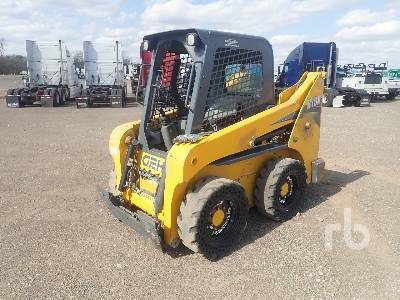 2018 GEHL R190 Skid Steer Loader